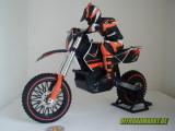 RC Motorrad 1:4 Reely