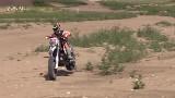 1/4 RC Motobike