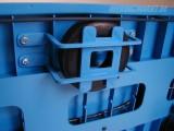 Ersatzrad + Halter für Goldhofer TU4 1