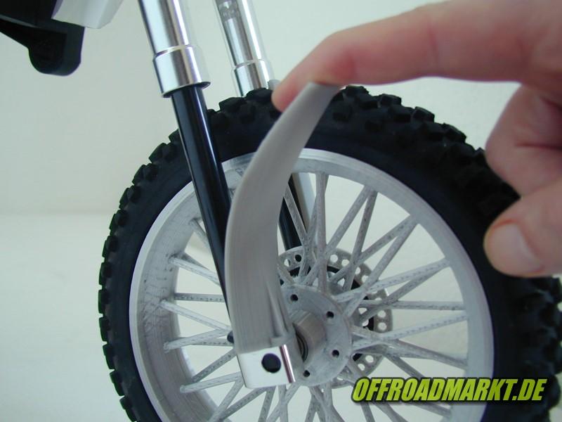 Flexible Gabelschützer ARX 540 Reely Dirtbike X-Rider fork guards