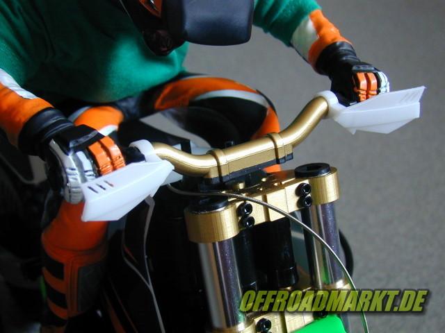 ARX 540 - ARM 540 Hand Guards Handschutz 3