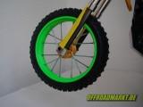 Reely Dirtbike, ARX 540 Vorderrad für Metall Speichen 1