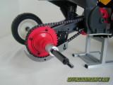 Kettenrad +1 Zähne für 1:4 Kyosho ATV Quad Rider