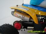Schalldämpfer / Exhaust / Muffler für 1-4 RC KYOSHO ATV Quad Rider 1