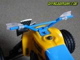 Lenker HandleBar Handschützer - Hand Guards 1-4 RC KYOSHO ATV Quad Rider 1