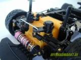 Tamiya 50651 Vorderteil / Front Part M-01 / M-02 210 Nachbau 1