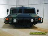 Tamiya 1:10 Hummer M1025 Rammschutz Frontrammer Brush Guard