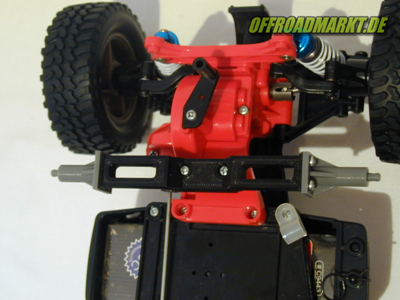 1:10 Tamiya TA-02 / Blitzer Beetle RC Conversion Kit