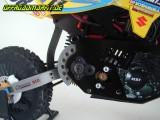 Reely Dirtbike, ARX, BSD Innenmontage Zahnrad Abdeckung
