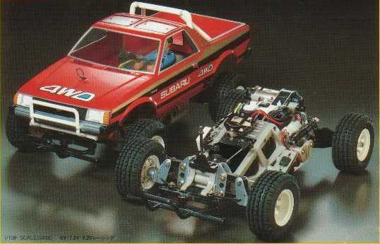 Subaru Brat Engine. Brat!