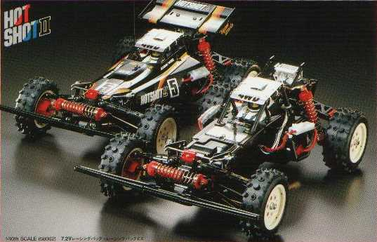 Tamiya 58062 Hot Shot II