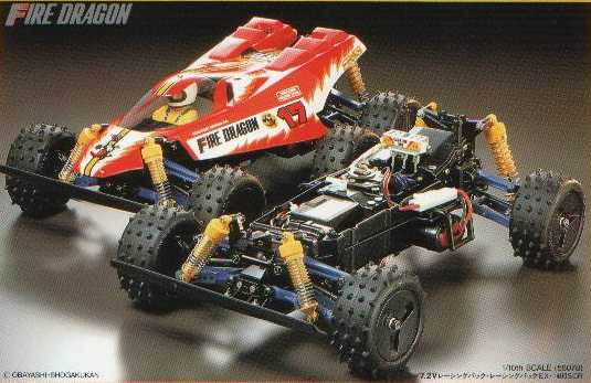Tamiya 58078 Fire Dragon