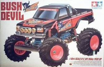 Tamiya 58101 Bush Devil