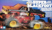 Tamiya 58110 Super Blackfoot