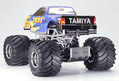 Tamiya 58280 4x4 Monster Pick-Up Truck TXT