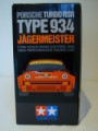 Tamiya 84431 Porsche 934 box right