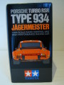 Tamiya 84431 Porsche 934 box left