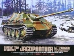 Tamiya German Jagdpanther Late Version 56023