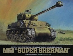 Tamiya M51 Super Sherman 56031 56032