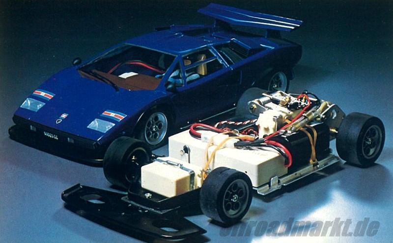 Tamiya Lamborghini Countach LP500S 58005