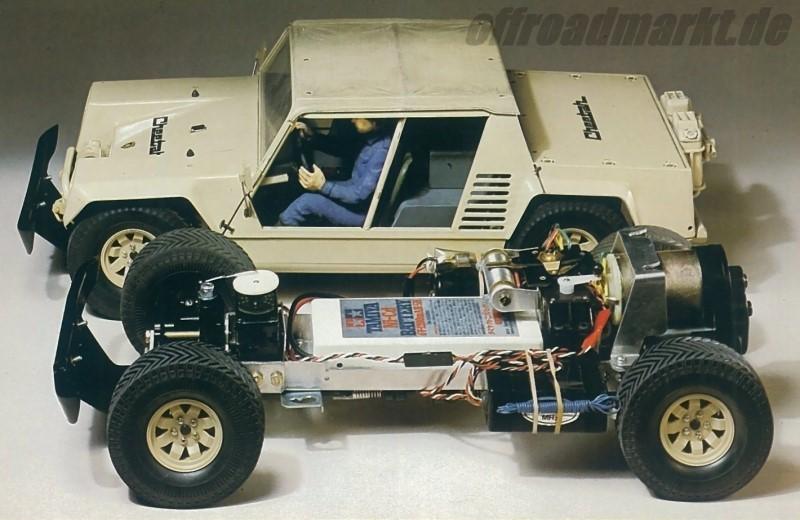 Tamiya Lamborghini Cheetah 58007