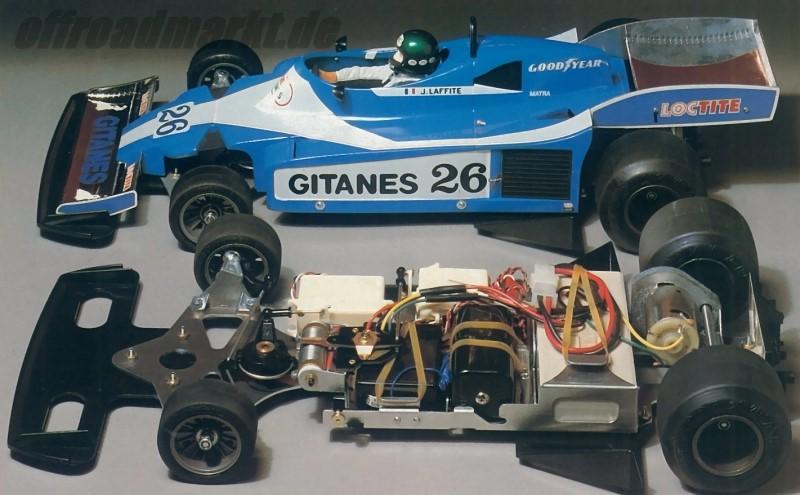 Tamiya Ligier JS9 Matra 58010
