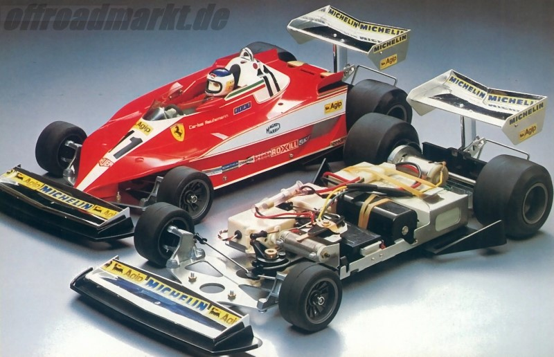Tamiya Ferrari 312T3 58011