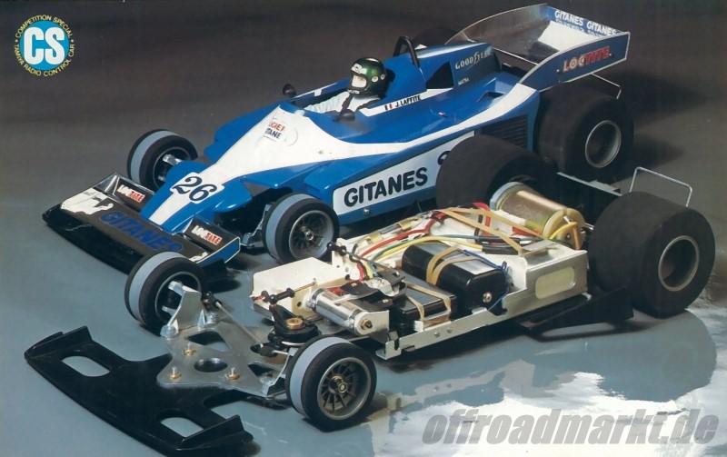 Tamiya Ligier JS9 Matra (CS) 58012