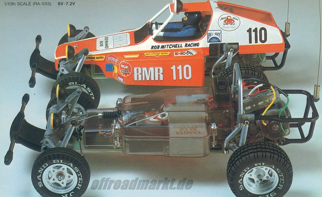 Tamiya Rough Rider 58015