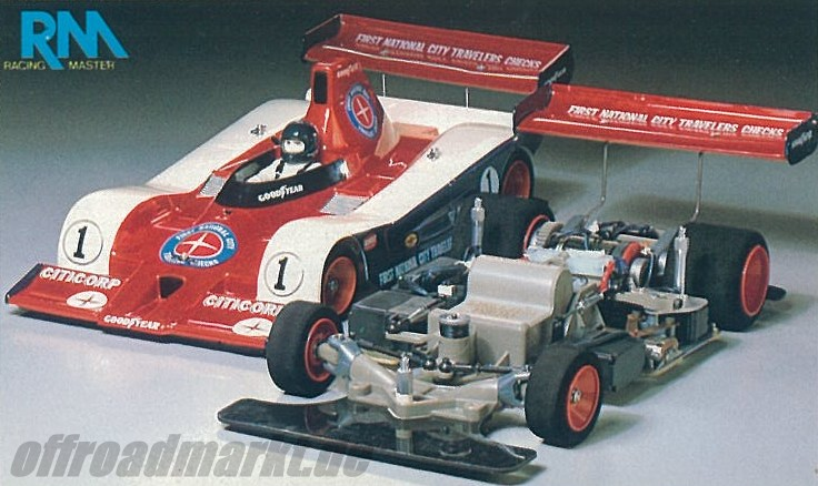 Tamiya Can Am Lola 58021