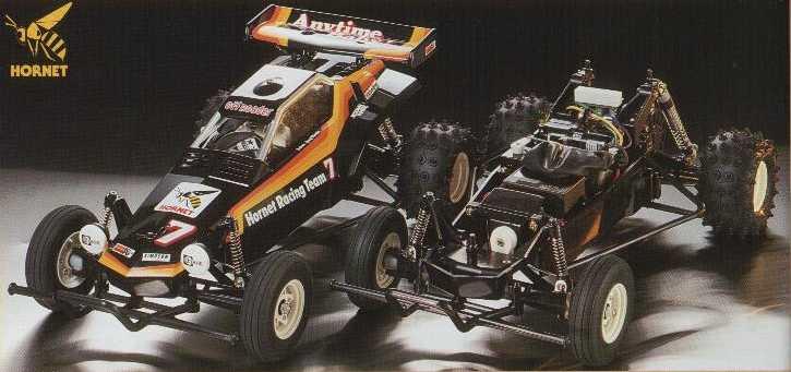 Tamiya The Hornet 58045
