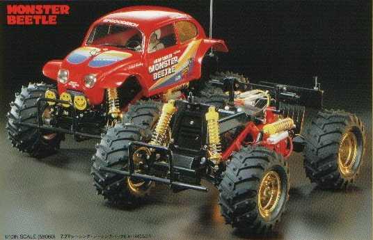Tamiya Monster Beetle 58060