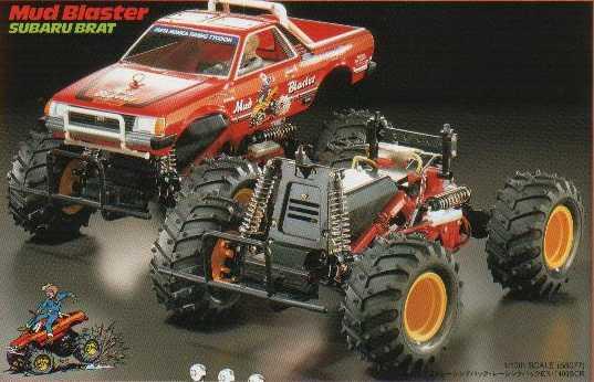 Tamiya Mud Blaster 58077