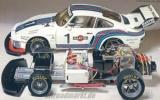 58002 Tamiya Martini Porsche 935 Turbo