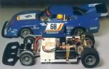 58009 Tamiya Toyota Celica LB Turbo