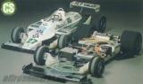 58019 Tamiya Williams FW07 (CS)