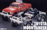 58111 Tamiya Mountaineer