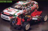 58129 Tamiya Castrol Celica 93' Monte-Carlo
