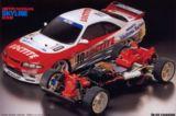 58155 Tamiya Loctite Nissan Skyline GT