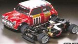 58163 Tamiya Rover Mini Cooper Rally