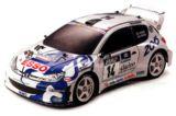 58250 Tamiya Peugeot 206 WRC