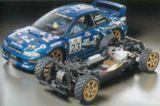 58270 Tamiya Subaru Impreza WRC Arai Version