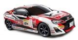 58573 Tamiya GAZOO Racing TRD 86