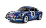 58591 Tamiya Renault Alpine A110 Monto Carlo 71