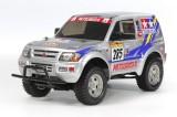 58602 Tamiya Mitsubishi Pajero Rally Sport