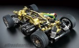 84359 Tamiya M-05 Chassis Kit Gold