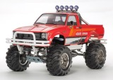 84386 Tamiya Toyota 4x4 Pick-Up Mountain Rider