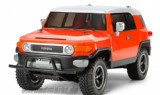 84401 Tamiya Toyota FJ Cruiser (Orange Painted Body)